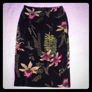 Exquisite Beaded Skirt